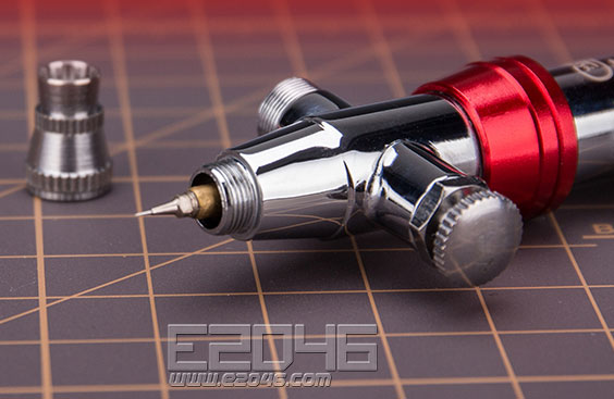 Double-Action HM-360 Air Brush 0.3mm
