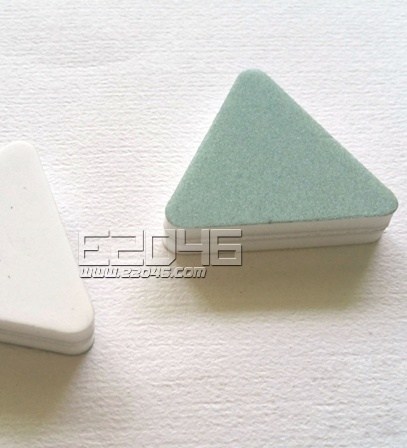 Triangular Polished Block