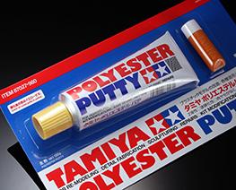 AC1693  Tamiya Polyester Putty