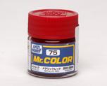 AC1061  Mr. Color C-75 Metallic Red
