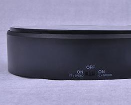 AC2329  電動鏡面旋轉展示台 D18