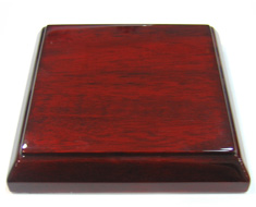 AC0678  Oakwood Base Shiny Surface Square L14