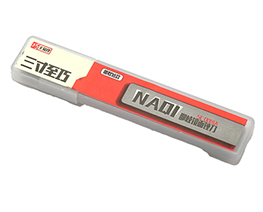 AC2707  NAQI 镜面手持锉刀短款