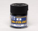 AC0988  Mr. Color C-2 Black
