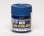 AC1062  Mr. Color C-76 METALLIC BLUE