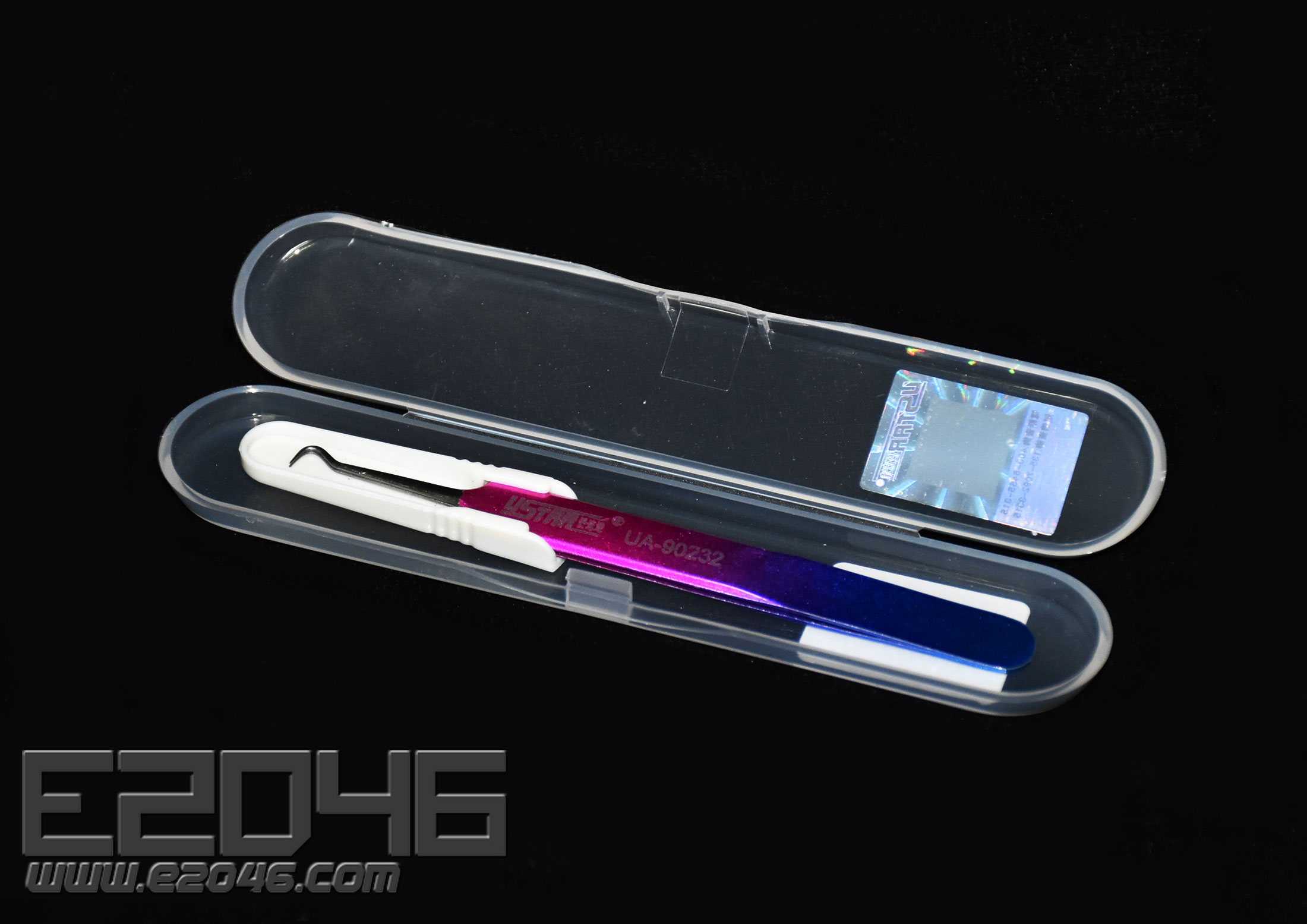 Color Precision S Tweezers For Model
