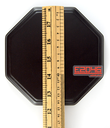 L16 Octagonic Wooden Display Base