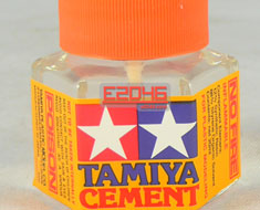 AC1703  Tamiya Cement For Plastic Modeling 20ml