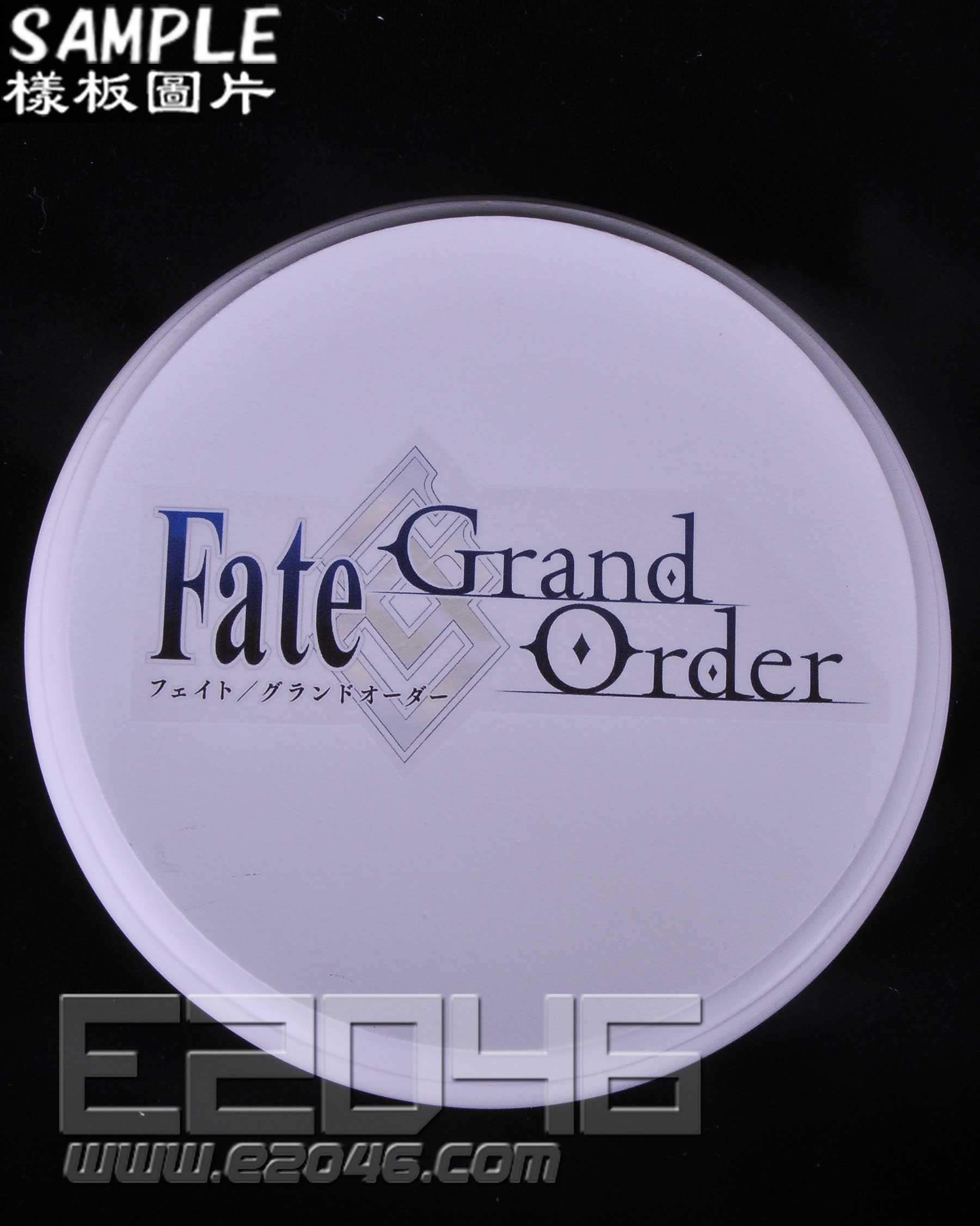 Fate/Grand Order Decal Sheet