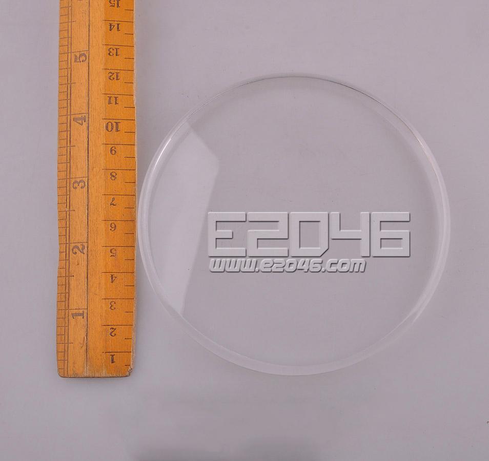 Transparent Round Acrylic Base D12