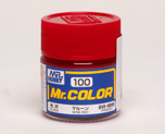 AC1086  Mr. Color C-100 Wine Red