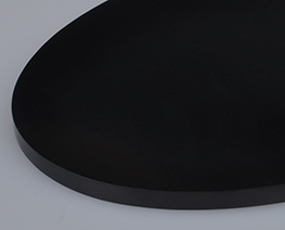 AC2041  Wooden Black Oval Display Base
