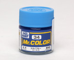AC1020  Mr. Color C-34 Sky Blue