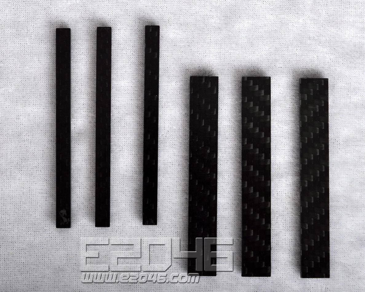 Carbon Fiber Abrasive Board Set