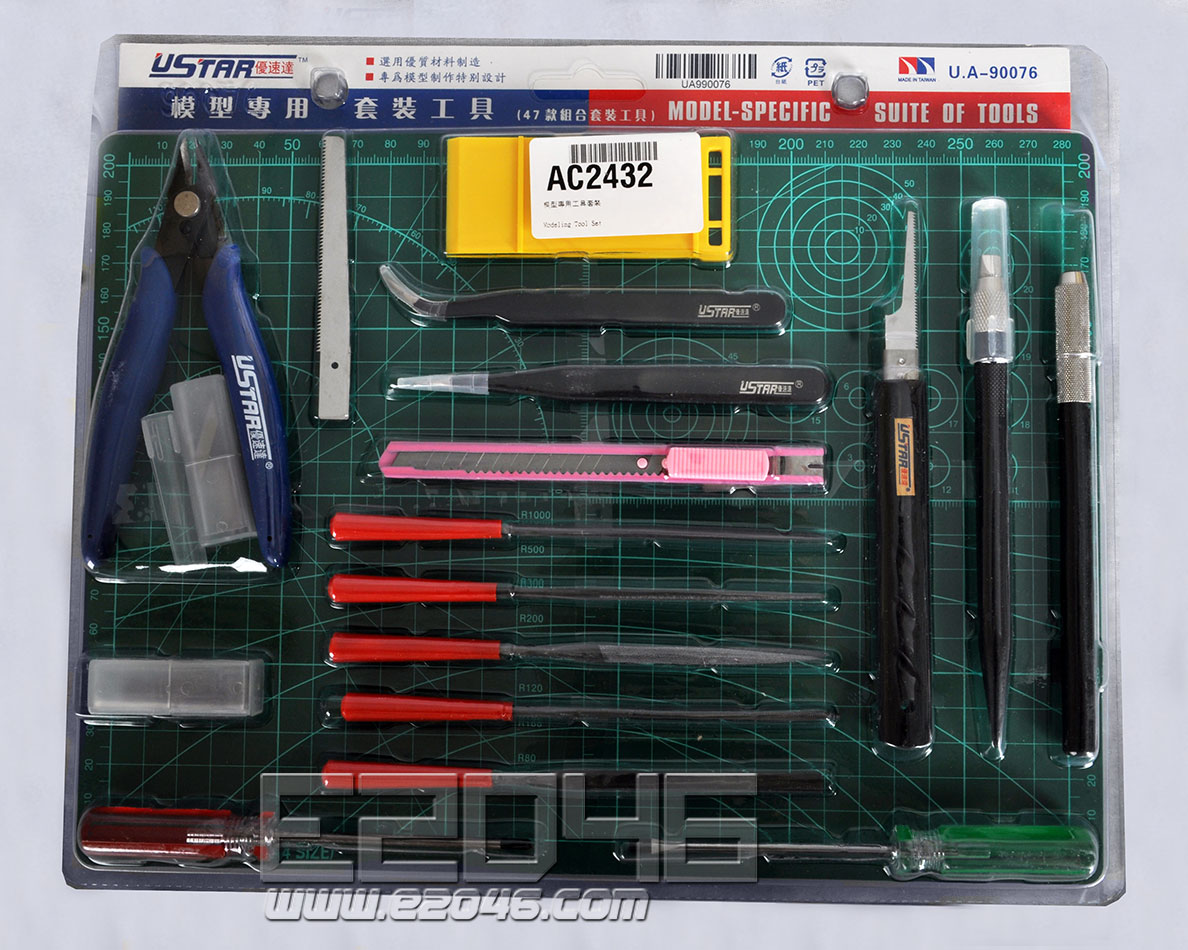 Modeling Tool Set