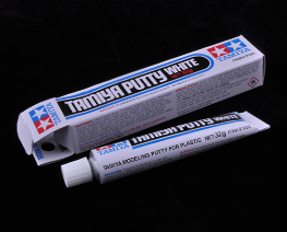 AC1920  Tamiya Putty (White)