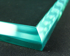 AC1712  Acrylic Base Square L14 Green