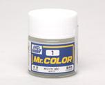 AC0987  Mr. Color C-1 White