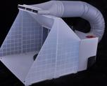 AC2155  Folding Portable Exhauster