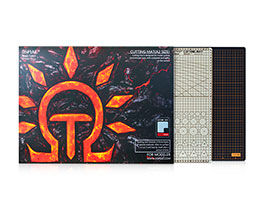 AC2661  双色面切割垫