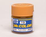 AC1005  Mr. Color C-19 Sandy Brown
