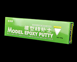 AC2461  Quick Type Model Epoxy Putty (White)