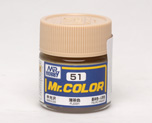 AC1037  Mr. Color C-51 Flesh