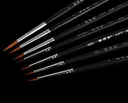 AC2452  Xidetang Brush Set