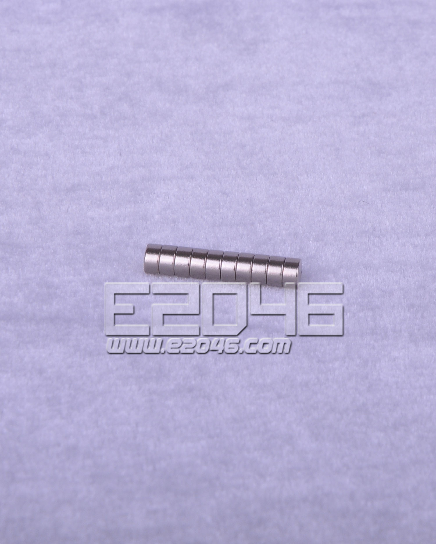 Strong Neodymium Magnet 4mm x 2mm Pack of 10