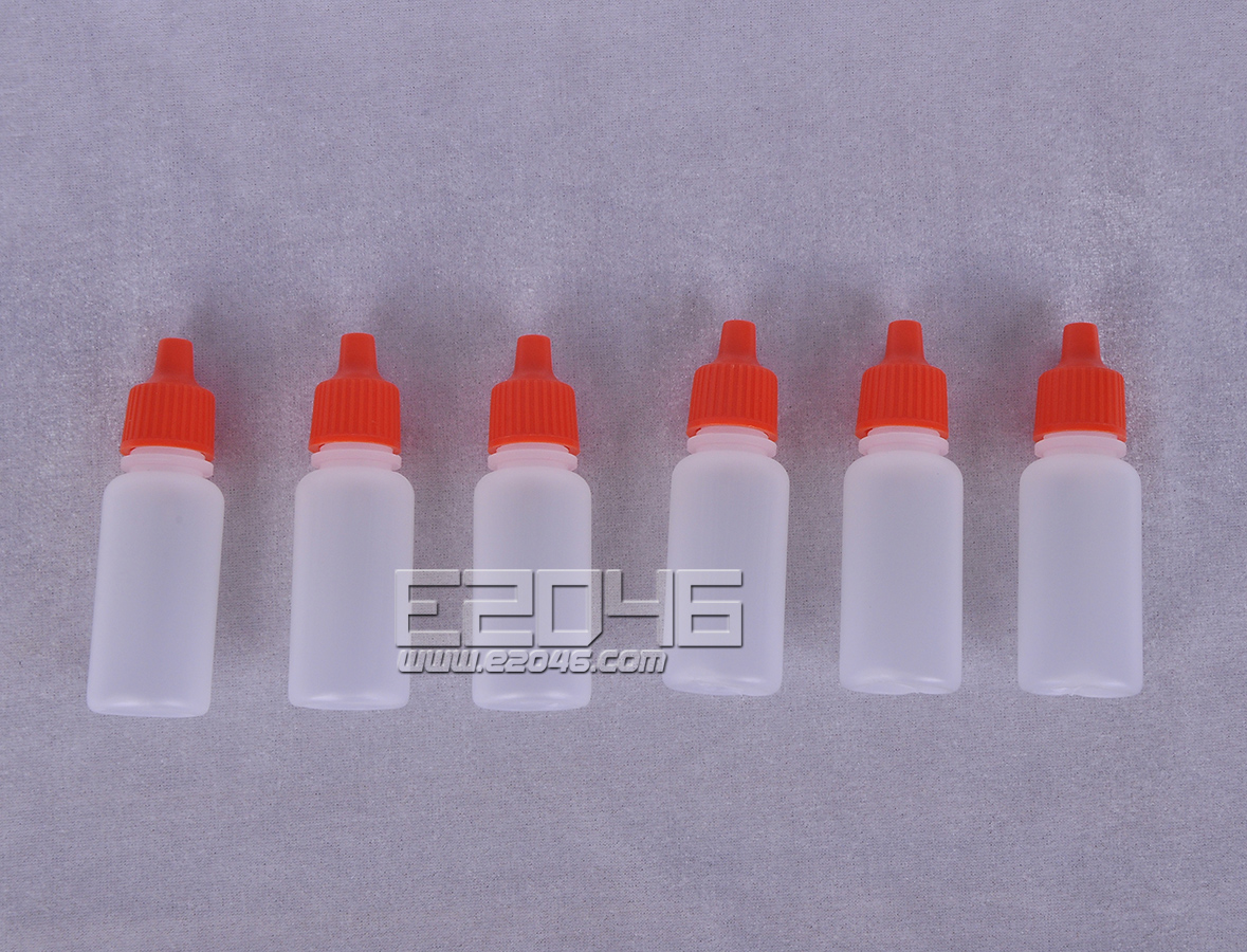 Paint Bottles with Ball Shaker Pack of 6