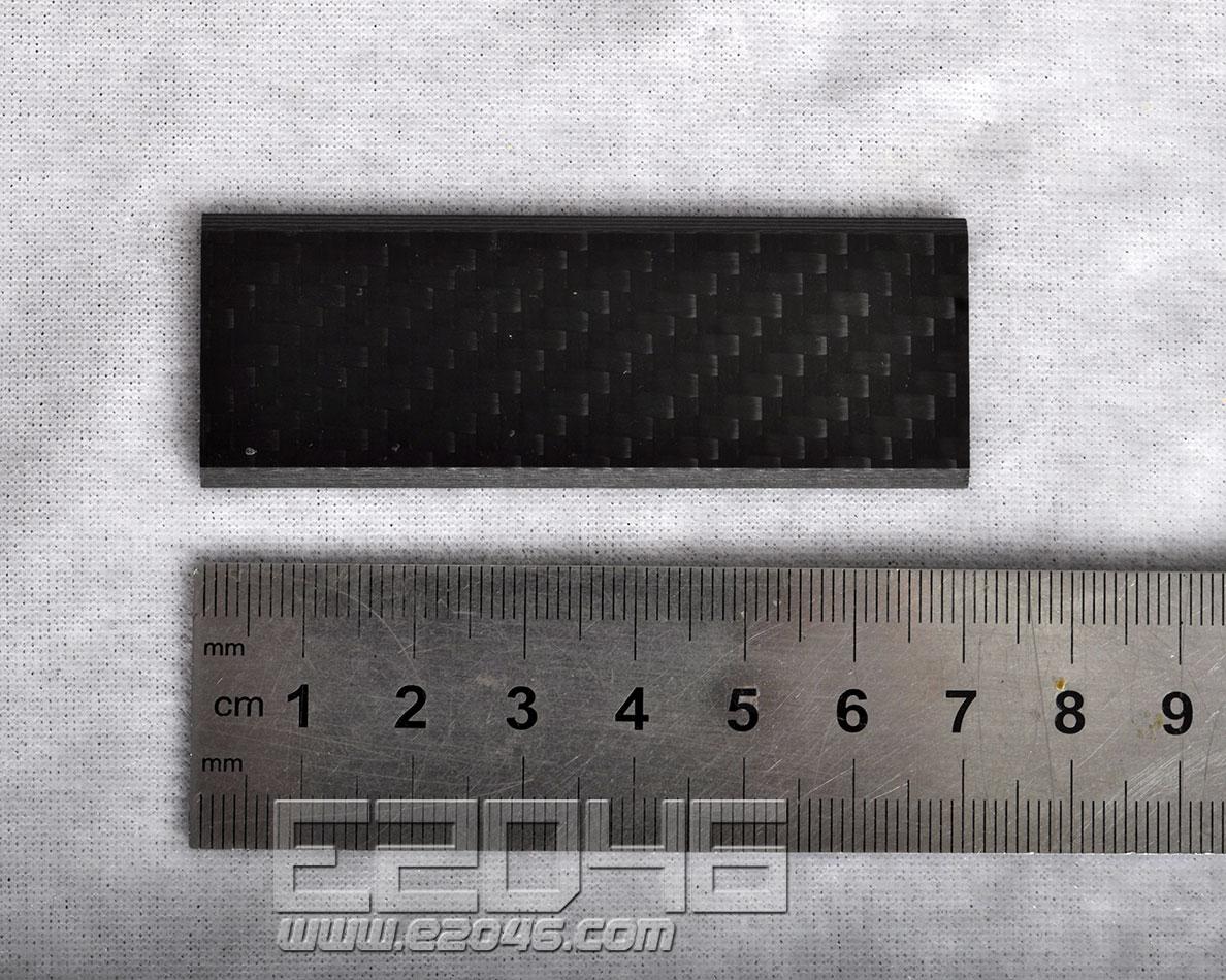 Carbon Fiber Abrasive Board