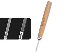 AC2687  窄口平面锉刀 800 / 1200