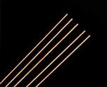 AC2123  1mm copper bar 5pcs
