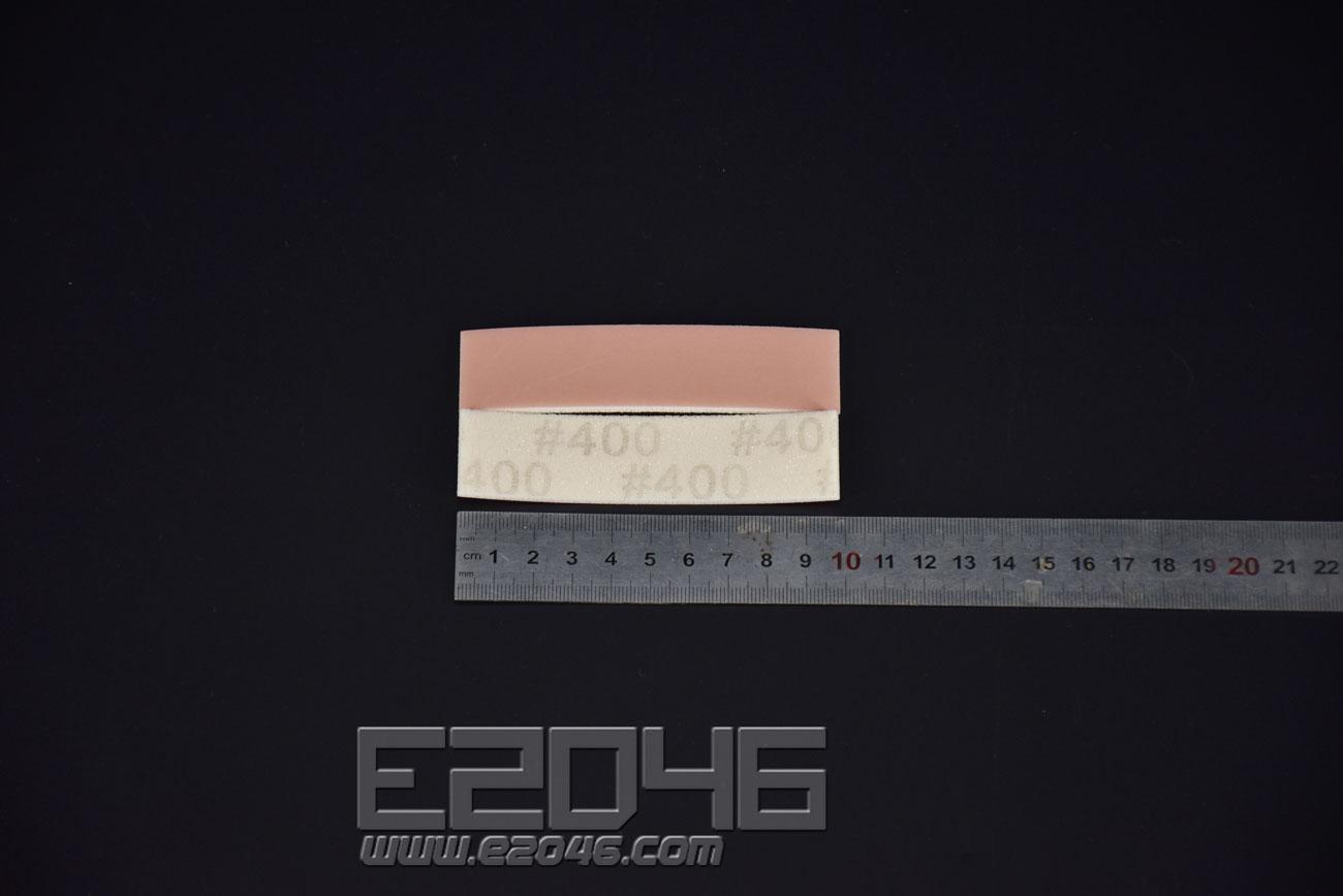 Super Softback Sanding Sponge 400