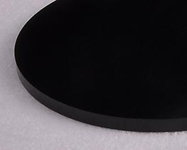 AC2231  Black Acrylic Display Base D10