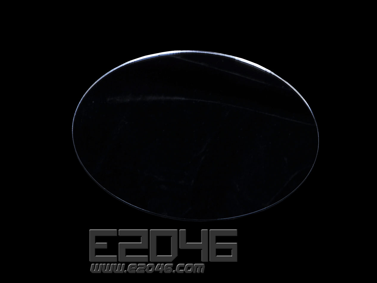 Mirror Round Acrylic Display Base D15