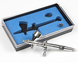 AC2409  Double-Action HD180 Air Brush 0.2mm
