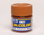AC1105  Mr. Color C-119 RLM76 Sand Yellow
