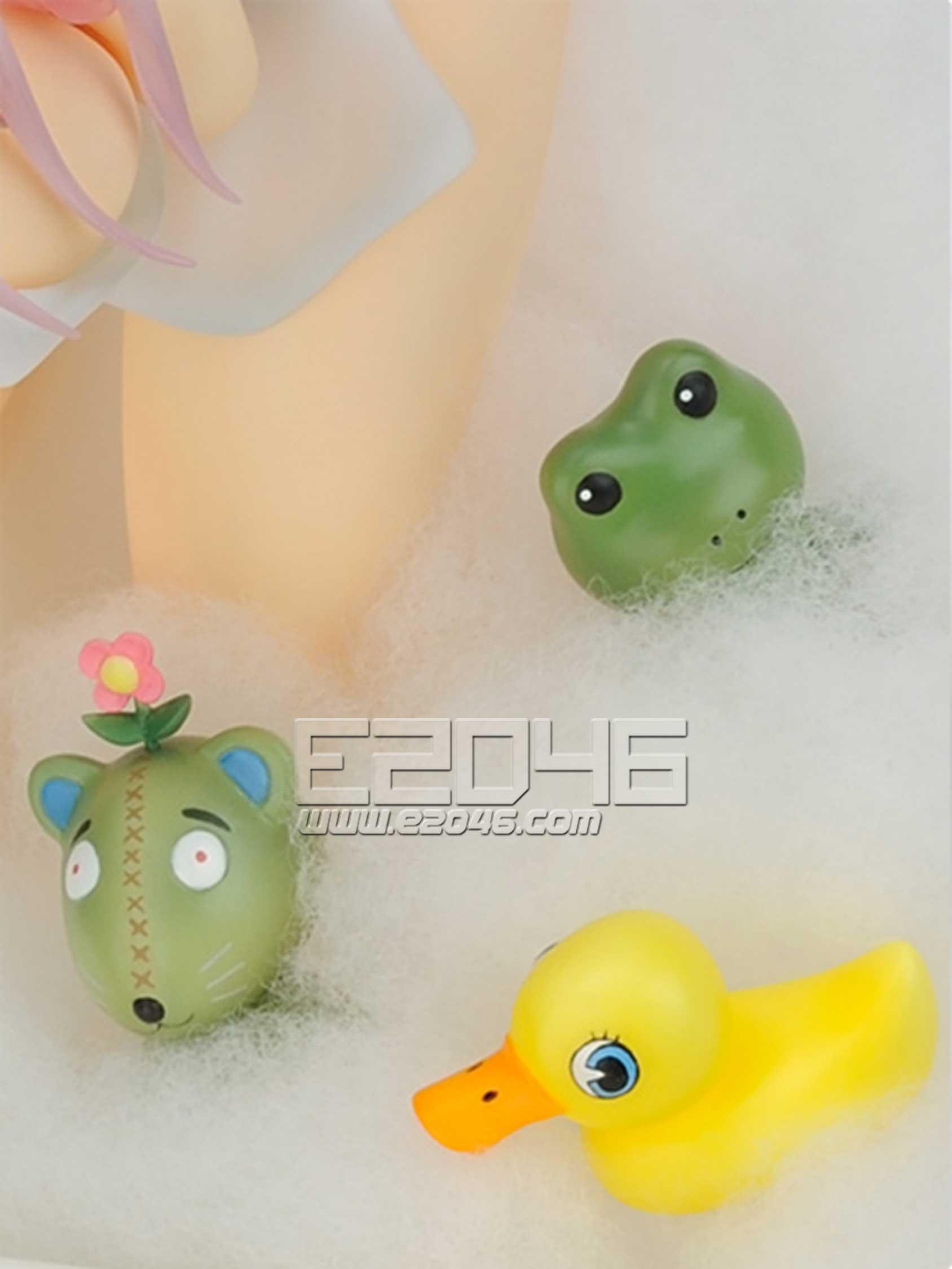 Super Sonico Bathtime Version