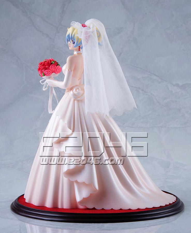 妮娅婚纱版