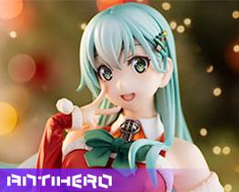 FG12129 1/7 铃谷圣诞节版