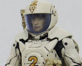 FG11382 1/20 全裝甲太空人