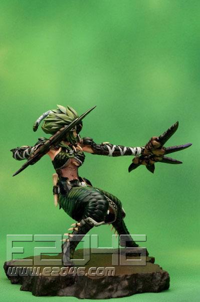 迅龙亚种装备猎人