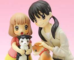 FG8399 1/8 Kawamoto Hinata and Kawamoto Momo