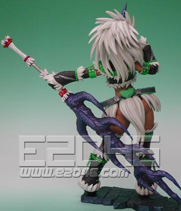 Kirin Armor Hunter