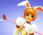 FG0629 1/8 木之本櫻 A (兔裙)