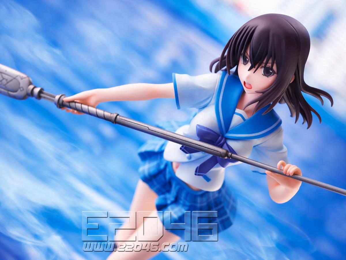 Himeragi Yukina School Uniform Version
