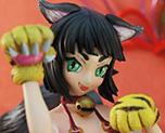 FG8328  Manekineko Girl