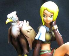 FG3872 1/8 Hunter & Hawk