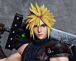 FG12414 1/4 Cloud Strife